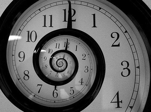 Không thể du hành xuyên thời gian