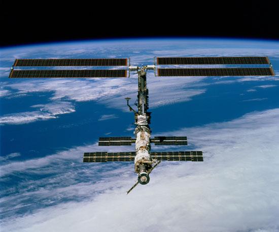 """ISS sẽ """"yên nghỉ"""" trong lòng Thái Bình Dương"""