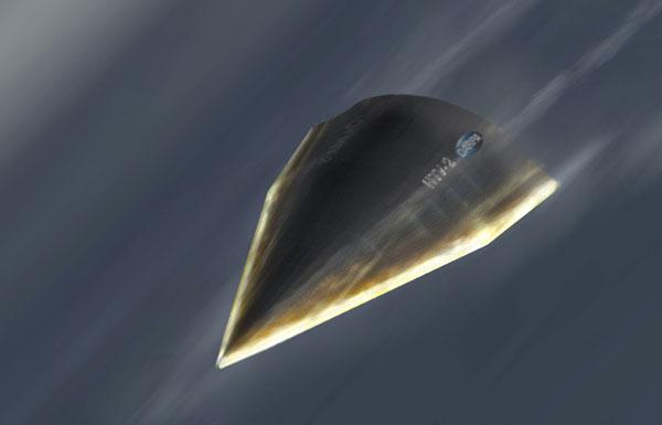 Mỹ sắp phóng máy bay nhanh gấp 20 lần âm thanh