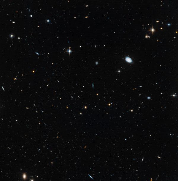 """Phát hiện nhóm """"thiên hà ma"""""""