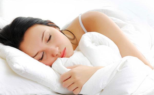 Mỗi đêm, ngủ 7 giờ là lý tưởng