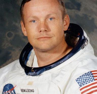 Neil Armstrong từng suýt chết trước khi đáp xuống mặt trăng