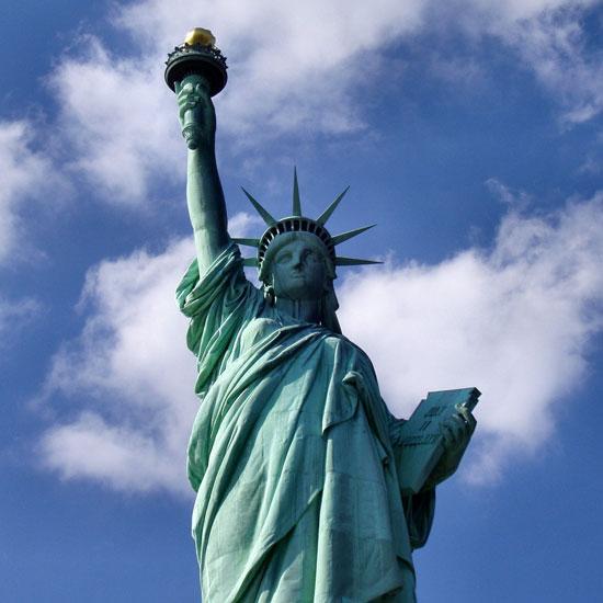 Khám phá tượng nữ thần tự do ở Mỹ