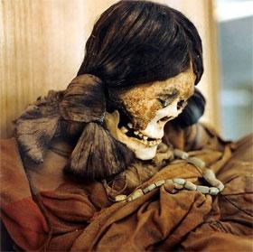 Xác ướp Chile hé lộ thói quen tai hại của người xưa