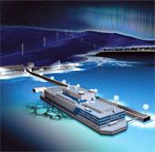 Nhà máy điện hạt nhân nổi trên nước