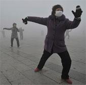 Tuổi thọ giảm vì ô nhiễm không khí