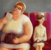 Việc kỳ thị khiến người béo trở nên phát phì hơn