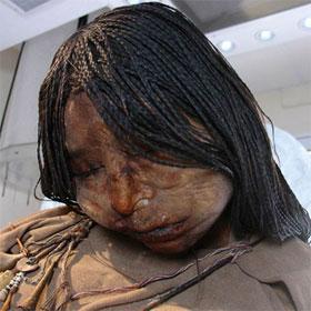 Phát hiện mới về xác ướp Trinh nữ 500 tuổi