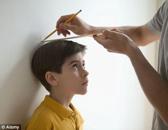 Nguồn gốc cha mẹ ảnh hưởng đến chiều cao của con cái