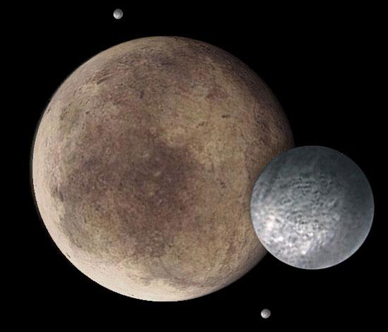 5 bí ẩn về sao Diêm Vương