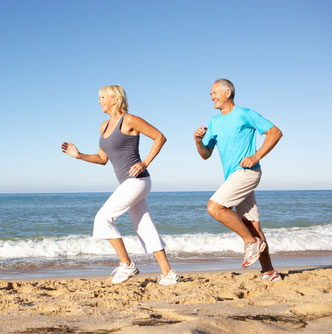 Thể dục tuổi trung niên rất tốt cho tim mạch