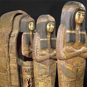 Lý do người Ai Cập đặt xác ướp trong nhiều lớp quan tài