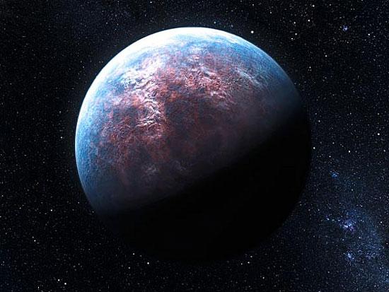 Tìm thấy hành tinh giống Trái đất nhất
