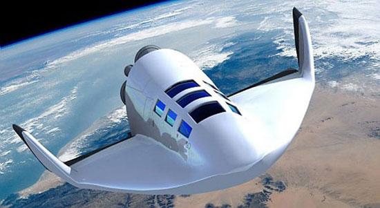 NASA sẽ chi 1,6 tỷ USD để phát triển taxi vũ trụ