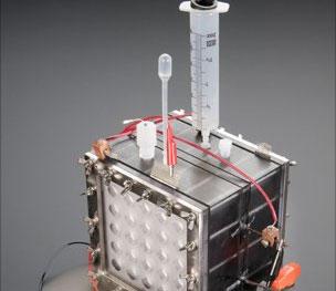 Pin vi khuẩn tự sạc - nguồn cung hydrô dồi dào