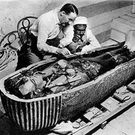 Hàng loạt vua Ai Cập chết do chứng động kinh?