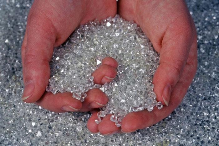 Khám phá mỏ kim cương khổng lồ siêu cứng ở Siberia