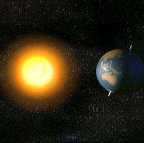 Giải mã khoảng cách từ Trái đất đến Mặt trời
