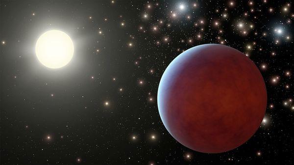 Lần đầu tiên phát hiện hành tinh trong chòm sao