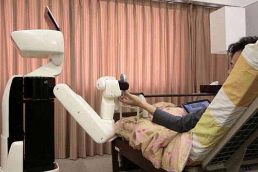 Robot hỗ trợ người khuyết tật