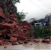 Thái Nguyên: Mưa to, sạt lở đất làm 3 người tử vong