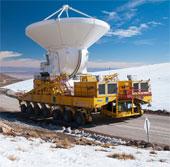 Kỳ tích lắp đặt đài thiên văn mạnh nhất