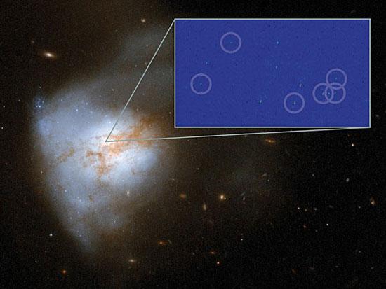 Phát hiện chưa từng thấy về các siêu tân tinh