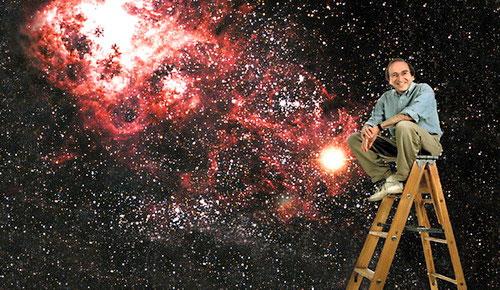 Định mệnh của vũ trụ được viết trên những ngôi sao