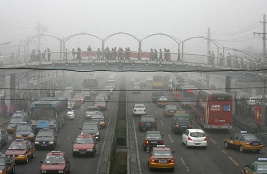 Ô nhiễm không khí gây suy giảm chức năng não