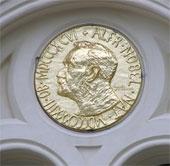 Những con số thú vị của giải Nobel