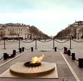"""Video: Viễn cảnh kinh hoàng về """"ngày tận thế"""" của Paris"""