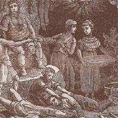 """Vụ án """"gia tộc quỷ dữ"""" ăn thịt 1.000 người vô tội"""