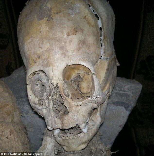 Người ngoài hành tinh từng xuất hiện ở Peru?
