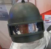 Đặc nhiệm Nga sẽ đội mũ chống đạn làm từ vật liệu tái chế