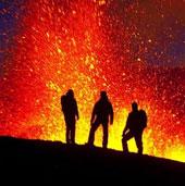 Sử dụng núi lửa để sản xuất điện