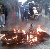 Xác định 3 nhóm nguyên nhân gây cháy xe