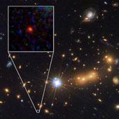 Phát hiện thiên hà xa nhất từ trước đến nay