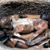Tiết lộ gây sốc cái chết của xác ướp 5.500 tuổi