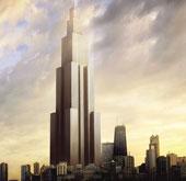 Trung Quốc xây tòa nhà cao nhất thế giới trong 3 tháng