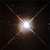 Chân dung ngôi sao gần hệ mặt trời nhất