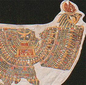 Giải mã bí ẩn của cổ áo xác ướp Ai Cập
