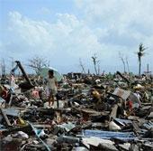 Philippines xác nhận 1.774 người chết vì bão Haiyan