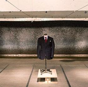 Áo vest chống đạn dành cho giới doanh nhân
