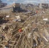 Video: Cảnh hoang tàn ở Tacloban nhìn từ trên cao