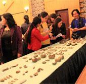 Phát hiện nhiều di vật của người Việt cổ