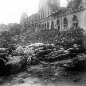 4 thảm họa chết chóc không thể quên trong lịch sử