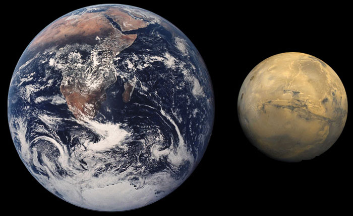 Sao Hỏa thích hợp cho sự sống