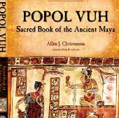 Cuốn sách linh thiêng của người Maya