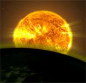 Phát hiện nước trong khí quyển hành tinh lạ