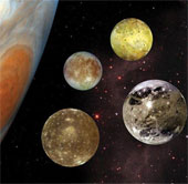 Sự sống từng phát tán khắp hệ mặt trời